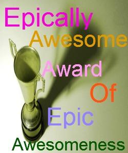 awesome award