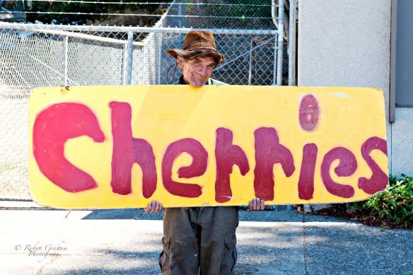 Selling Cherries