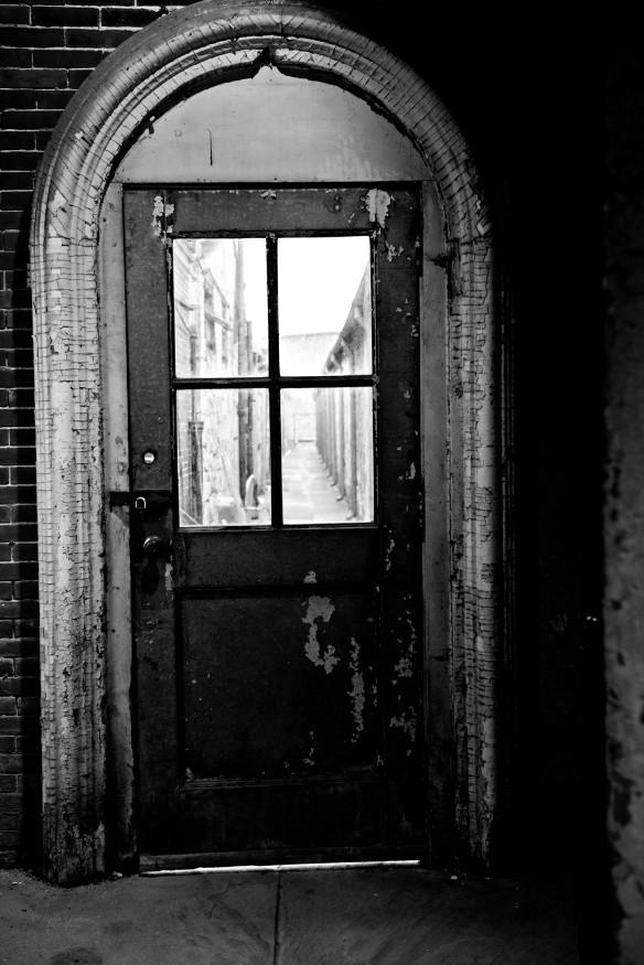Door to Corridor