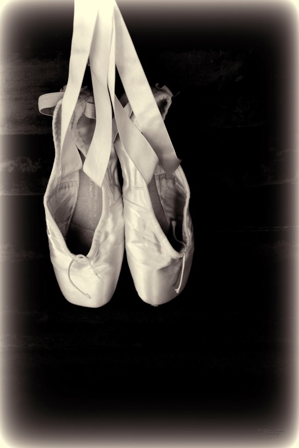 Pointe Shoe Series II